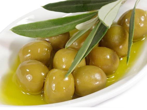 Βιολογικές Πράσινες Ελιές Χαλκιδικής ΠΟΠ